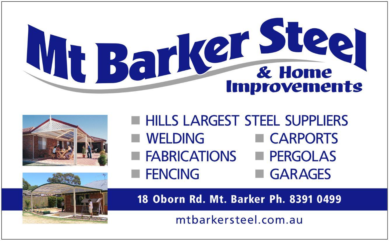 Mount Barker Steel width=